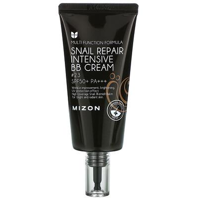 Mizon Snail Repair Intensive BB Cream, SPF 50+ P+++, #23, 1.76 oz (50 ml)