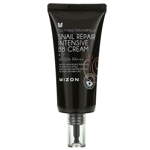 Snail Repair Intensive BB Cream, #27, SPF 50+ PA+++, 1.76 oz (50 g)