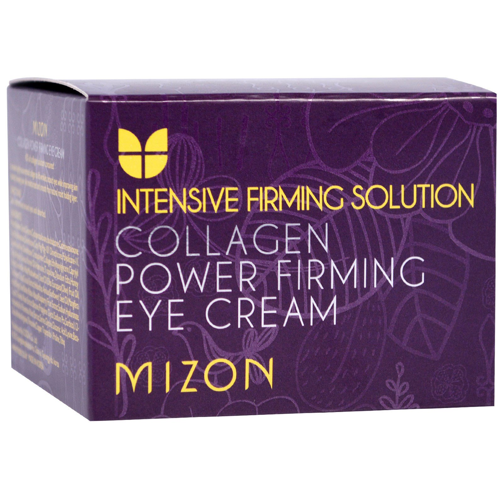 Mizon, Collagen Power Firming Eye Cream, 0.84 oz(pack of 2) 2 Colors Double Sides Silicone Facial Pore Cleanser Manual Face Wash Cleansing Brush, Facial Pore Cleanser Brush , Exfoliating Face Brush