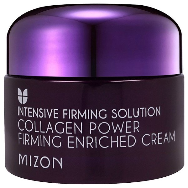Mizon, Collagen Power Firming Enriched Cream, 1.69 oz (50 ml) (Discontinued Item)