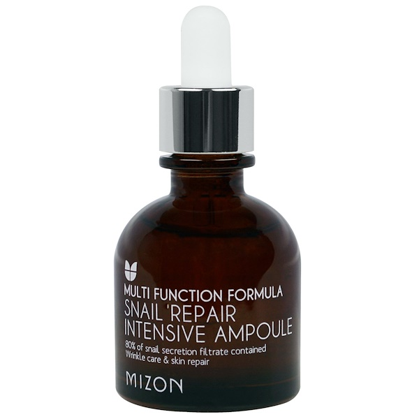Mizon, Snail Repair Intensive Ampoule, 30 мл (1,01 жидких унций) (Discontinued Item)