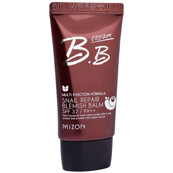 Mizon, Snail Repair Blemish Balm, BB Cream SPF 32, 1.69 fl oz (50 ml) (Discontinued Item)