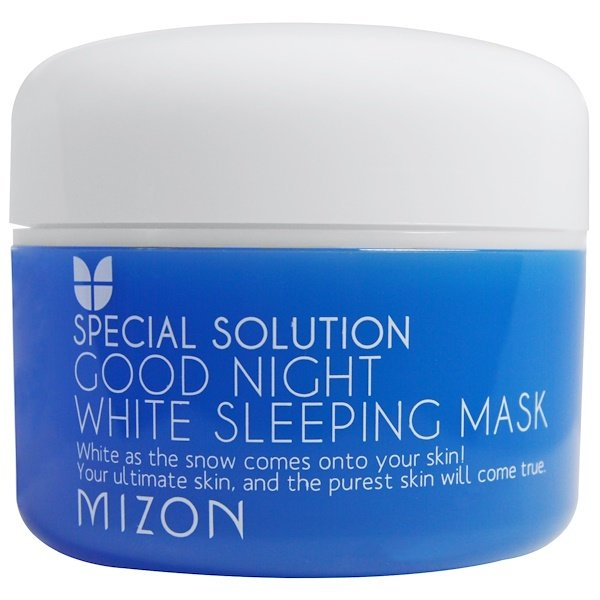 Mizon, Special Solution, Good Night White Sleeping Mask, 2.70 fl oz (80 ml) (Discontinued Item)