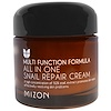 Mizon, All In One Snail Repair Cream, 2.53 oz (75 ml) (Discontinued Item)