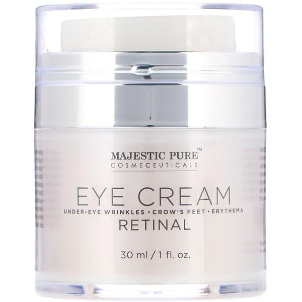 Eye Cream, Retinal, 1 fl oz (30 ml)