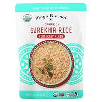 Maya Kaimal, Organic Surekha Rice, Perfectly Plain, 8.4 oz (241 g)