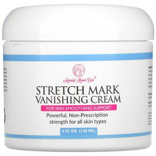 Mommy Knows Best, Stretch Mark Vanishing Cream, 4 fl oz ( 120 ml)