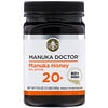 Manuka Doctor, Manuka Honey Multifloral, MGO 60+, 1.1 lbs (500 g)