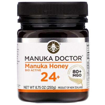 Купить Manuka Honey 24+, MGO 80+, 8.75 oz (250 g)
