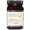 Manuka Doctor, Apiwellness, 15+ Manuka Bio Active Honey with Ginger, 1.1 lb (500 g)