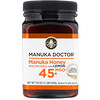 Manuka Doctor, Manuka Honey Multifloral with Lemon,  MGO 45+  , 1.1 lb (500 g)