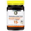 Manuka Doctor, Manuka Honey Bio Active with Lemon 15+, MGO 45+, 17.6 oz (500 g)