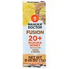 Manuka Doctor, Fusion 20+ Manuka Honey, Lemon & Ginger, 24 Sachets, 0.25 oz (7 g) Each