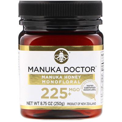 Купить Manuka Doctor Manuka Honey Monofloral, MGO 225+, 8.75 oz (250 g)