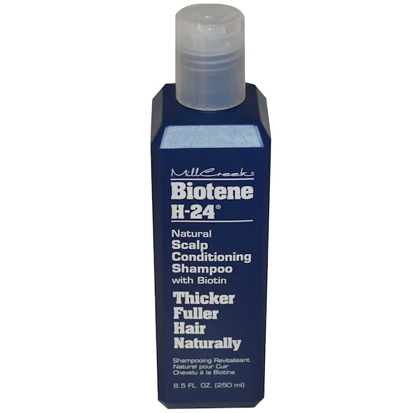 Biotene H-24, Biotene H-24, Natural Scalp Conditioning Shampoo, 8.5 fl oz (250 ml) (Discontinued Item)
