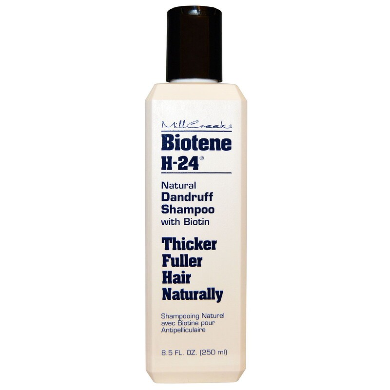 Biotene H-24, Natural Dandruff Shampoo with Biotin, 8.5 fl oz (250 ml)