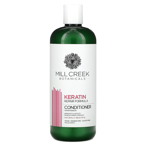 Keratin Conditioner, Repair Formula, 14 fl oz (414 ml)