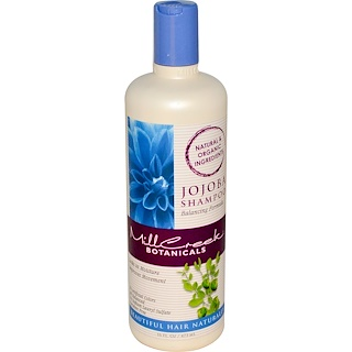 Mill Creek, Jojoba Shampoo, Balancing Formula, 16 fl oz (473 ml)