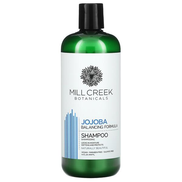 Jojoba Shampoo, Balancing Formula, 14 fl oz (414 ml)