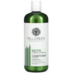 Mill Creek Botanicals, 生物維生素護髮素,修護配方,14 液量盎司(414 毫升)