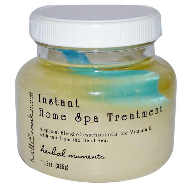 Mill Creek, Instant Home Spa Treatment, Herbal Moments, 11.5 oz (325 g) (Discontinued Item)