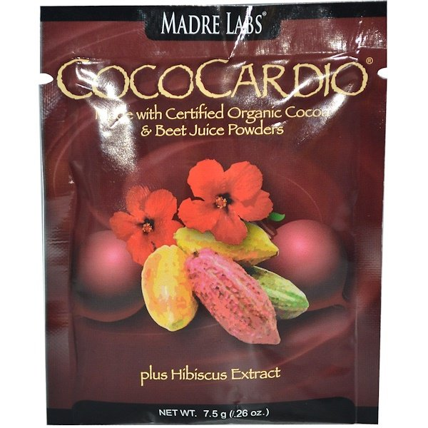 Madre Labs, CocoCardio, .26 oz (7.5 g) (Discontinued Item)