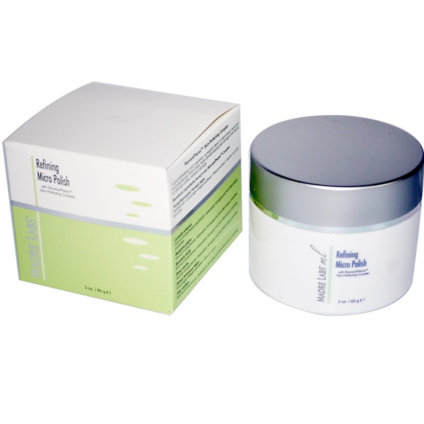 Madre Labs, Refining Micro Polish, 3 oz (85 g) (Discontinued Item)
