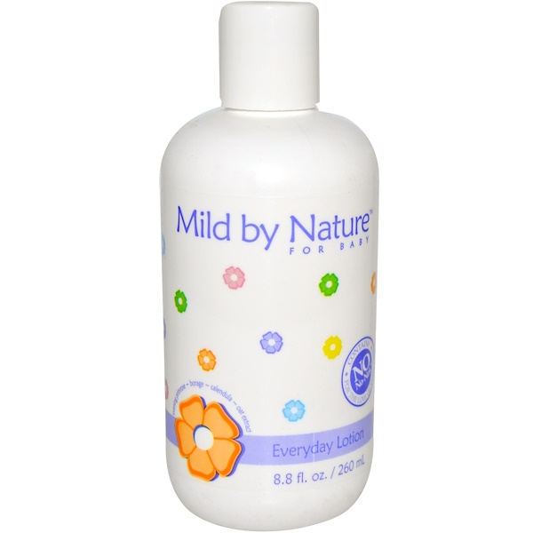 Madre Labs, Mild by Nature for Baby, Everyday Lotion, 8.8 fl oz (260 ml) (Discontinued Item)