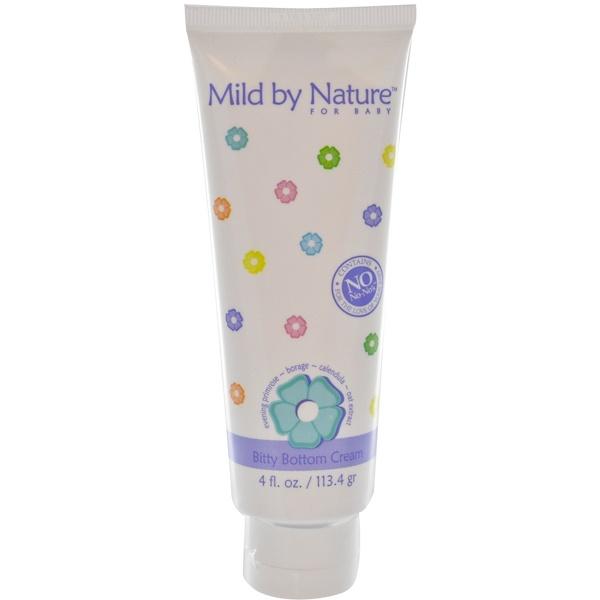 Madre Labs, Мягкий крем для попы и промежностей от Nature for Baby, 4 жидк. унц. (113,4 г) (Discontinued Item)