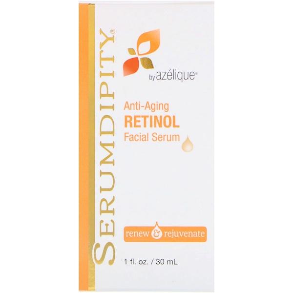 Madre Labs, Serumdipity, Anti-Aging Retinol Facial Serum, 1 fl oz (30 ml)