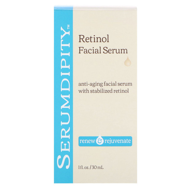 Madre Labs, Serumdipity, Anti-Aging Retinol Facial Serum, 1 fl oz (30 ml) (Discontinued Item)