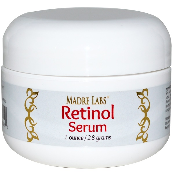 Madre Labs, Retinol Serum 1%, 1 oz (28 g) (Discontinued Item)