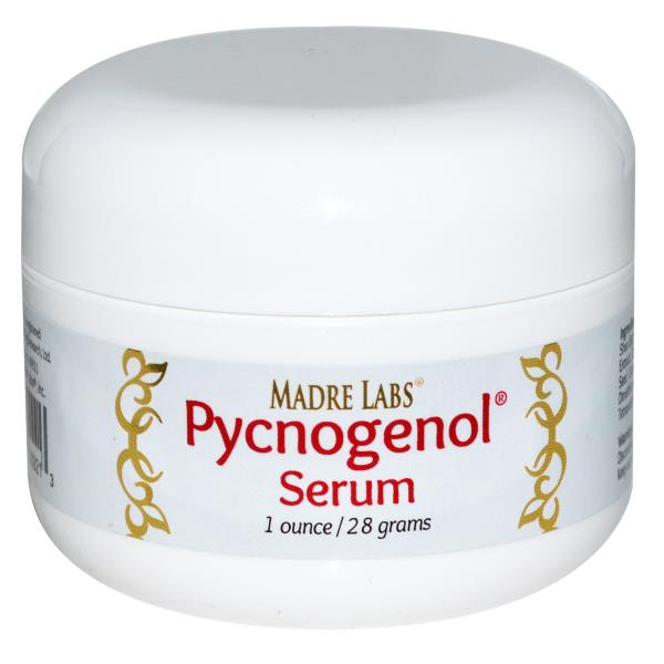Madre Labs, Pycnogenol Serum (Cream), Soothing and Anti-Aging, 1 oz. (28 g)