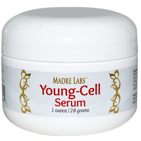 Madre Labs, Young-Cell Serum, 1 oz (28 g) (Discontinued Item)