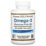Now Foods, أوميجا -3 مُقطر جزئيًا، 200 كبسولة هلامية سمكية - iHerb