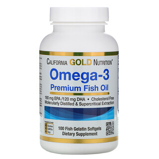 California Gold Nutrition, Омега-3, рыбий жир премиального качества, 100рыбно-желатиновых капсул                                                      California Gold Nutrition, Омега-3, рыбий жир премиум-класса, 240мягких капсул с рыбным желатином                                                      California Gold Nutrition, Omega 800 by Madre Labs, Pharmaceutical Grade Fish Oil, 80% EPA/DHA, Triglyceride Form, 1,000 mg, 30 Fish Gelatin Softgels                                                      Sports Research, Рыбий жир с омега-3, тройная сила, 1250мг, 180мягких таблеток                                                      Oslomega, Норвежская серия, омега 3-6-9 с маслом бурачника, лимонный вкус, 180мягких таблеток                                                      Now Foods, Ultra Omega-3, 180 Softgels                                                      Solgar, Омега-3 ЭПК и докозагексановая кислота, Тройная сила, 950 мг, 100 капсул                                                      Sports Research, Omega-3 Fish Oil, Triple Strength, 1,250 mg, 30 Softgels                                                      Now Foods, Ультра Омега-3, 500 EPA/250 DHA, 90 мягких капсул                                                      Solgar, Омега-3 рыбий жир, концентрат, 240 мягких таблеток                                                      Now Foods, Омега-3, 180 ЭПК/120 ДГК, 500 мягких таблеток                                                      Jarrow Formulas, EPA-DHA Balance, 240мягких таблеток                                                      Now Foods, Ultra Omega 3-D, 180 Fish Softgels                                                      Carlson Labs, Поймано в диких условиях, Elite Omega-3 Gems, со вкусом лимона, 1600 мг, Natural Lemon Flavor, 1,600 mg, 90 + 30 (бесплатных) мягких таблеток                                                      Now Foods, ЭПК Super Omega, очищенная на молекулярном уровне, 240 мягких таблеток                                 