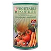 MLO Natural, Vegetable Protein Powder, 16 oz (454 g)