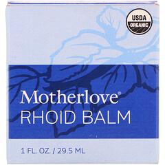 Motherlove, Rhoid 香膏,1盎司(29.5毫升)