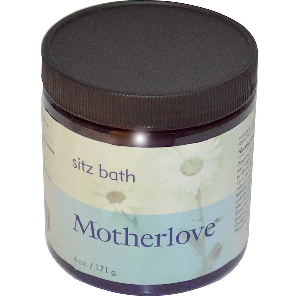 Motherlove, Sitz Bath, 6 oz (171 g) (Discontinued Item)