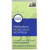 Motherlove, More Milk Moringa, 60 Liquid Capsules