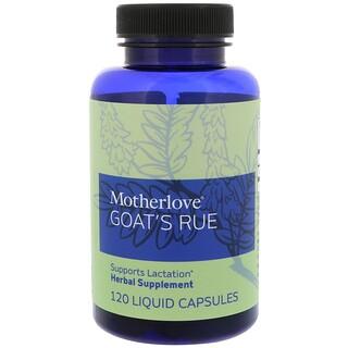 Motherlove, Goat's Rue、液状カプセル120錠