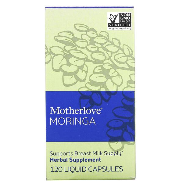 Moringa, 120 Liquid Capsules