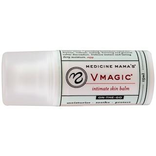 Medicine Mama's, Vマジック、インティミットスキンバーム、15ml