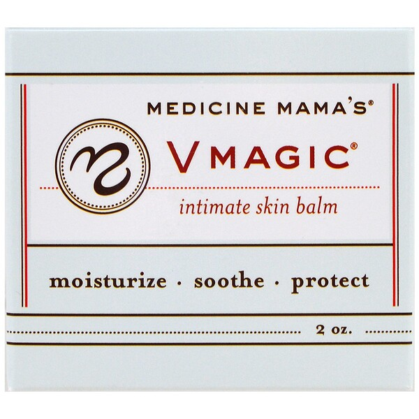 Vmagic, Intimate Skin Balm, 2 oz