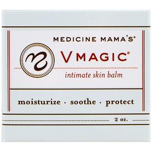Медисин Мамас, Vmagic, Intimate Skin Balm, 2 oz отзывы покупателей