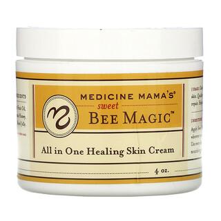 Medicine Mama's, Sweet Bee Magic, Crema para Curar la Piel Todo en Uno, 4 oz