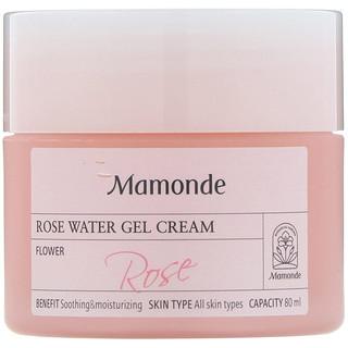 Mamonde, Rose Water Gel Cream, 80 ml