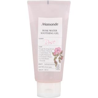 Mamonde, Rose Water Soothing Gel, 300 ml
