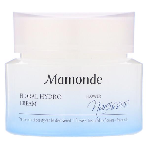 Floral Hydro Cream, 1.69 fl oz (50 ml)