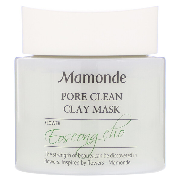 Pore Clean Clay Mask, 100 ml